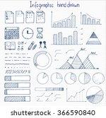 Business Finance Doodle Hand...