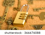 Combination Lock Your Love Key...