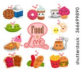 food in love