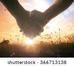 corporate social responsibility ... | Shutterstock . vector #366713138
