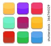 icons set app | Shutterstock .eps vector #366744329