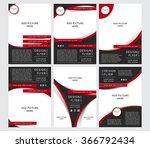 set of vector design of the...   Shutterstock .eps vector #366792434