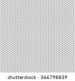 vector seamless hexagon pattern.... | Shutterstock .eps vector #366798839