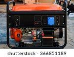panel portable electric... | Shutterstock . vector #366851189