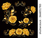 Flowers.vector Illustration...