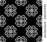 abstract seamless pattern ... | Shutterstock .eps vector #366922430