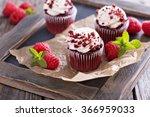 Red Velvet Cupcakes On...