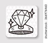 ring doodle | Shutterstock . vector #366976460