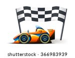 picture of flag | Shutterstock .eps vector #366983939