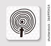 target doodle | Shutterstock . vector #366995414