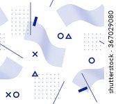 vector abstract composition ... | Shutterstock .eps vector #367029080