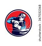 welder vol.2 | Shutterstock .eps vector #367032368