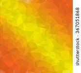 multicolor polygonal... | Shutterstock .eps vector #367051868