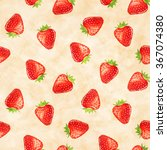 seamless pattern with... | Shutterstock .eps vector #367074380