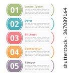 set of infographics design...