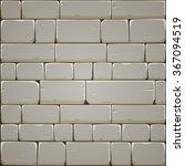 stone block wall | Shutterstock .eps vector #367094519