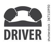driver icon. | Shutterstock .eps vector #367110950