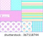 scrapbook design elements ... | Shutterstock .eps vector #367118744