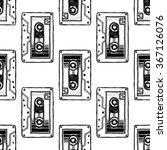 Audio Cassette. Seamless...