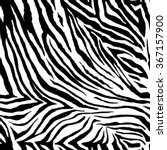 Zebra Pattern. Seamless...