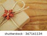 christmas gift | Shutterstock . vector #367161134