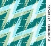 hand drawn brush hipster... | Shutterstock .eps vector #367189280