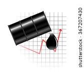 oil grows | Shutterstock .eps vector #367207430