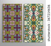 vertical seamless patterns... | Shutterstock .eps vector #367214636