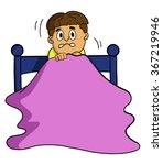 cartoon illustration of a... | Shutterstock .eps vector #367219946