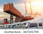 Container Cargo Freight Ship...