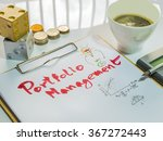 image of investment management. ... | Shutterstock . vector #367272443