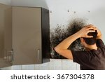 Man Shocked To Mold A Kitchen...
