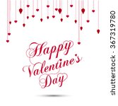 vector background or greeting... | Shutterstock .eps vector #367319780
