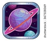 funny cartoon app icon sign ...