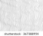abstract pattern line art... | Shutterstock .eps vector #367388954