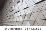abstract architectural detail | Shutterstock . vector #367421618