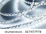 diode strip. led lights tape... | Shutterstock . vector #367457978