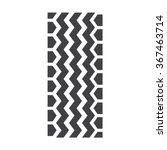 wheel icon vector. | Shutterstock .eps vector #367463714