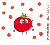 vector illustration of a... | Shutterstock .eps vector #367482770