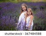 happy lovely girl kids on a... | Shutterstock . vector #367484588