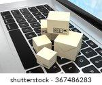 technology business concept ... | Shutterstock . vector #367486283