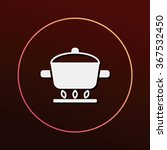 pot icon | Shutterstock .eps vector #367532450