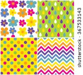 Pattern Springtime Backgrounds