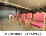 interior of a presentation room | Shutterstock . vector #367539629