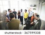 collaboration communication... | Shutterstock . vector #367599338