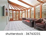 Conservatory Extension Of A...