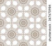 abstract seamless pattern.... | Shutterstock .eps vector #367670984