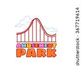 logo in line style for... | Shutterstock .eps vector #367719614