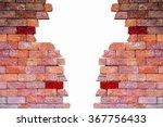 Broken Into A Brick Wall...