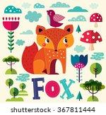 vector cartoon illustration... | Shutterstock .eps vector #367811444
